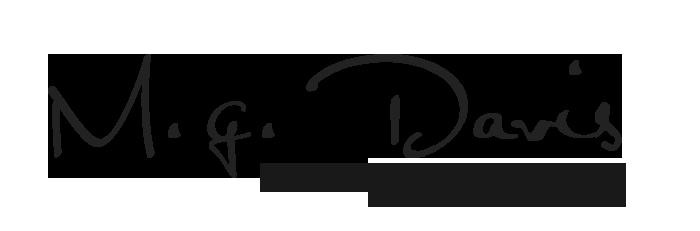 Mgdavis logo