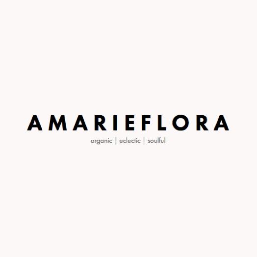 Amarie flora logo
