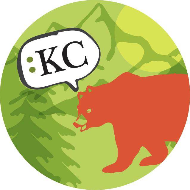 Kc bear square