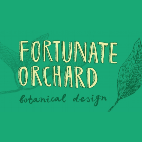 Fortunate orchard logo