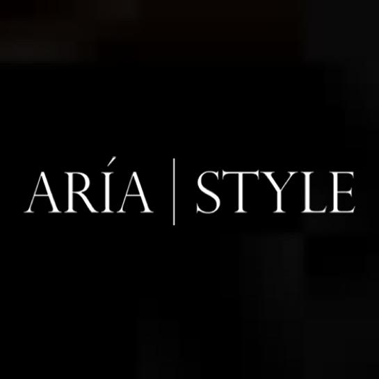 Aria style logo