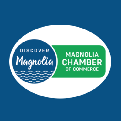 Magnolia chamber logo