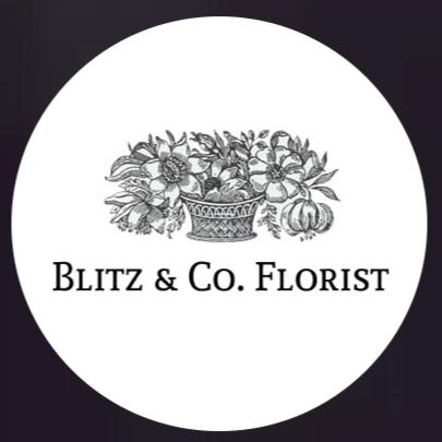 Blitz florist logo