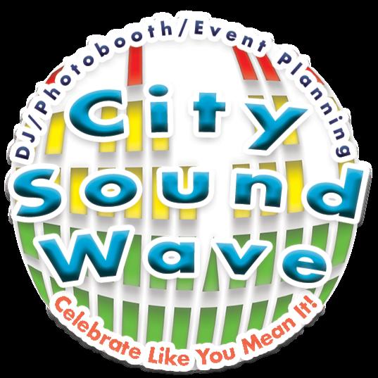 Citysoundwave world logo