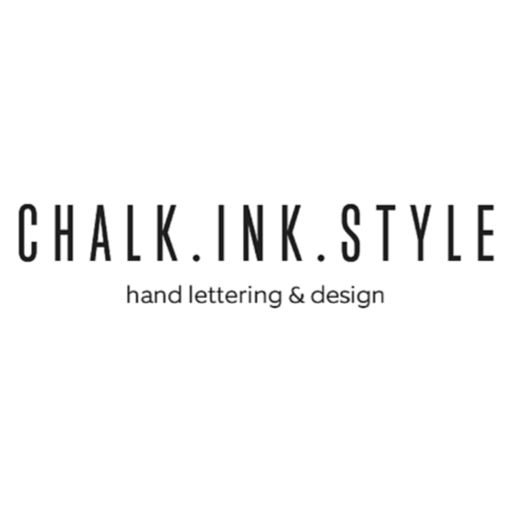 Chalk ink style